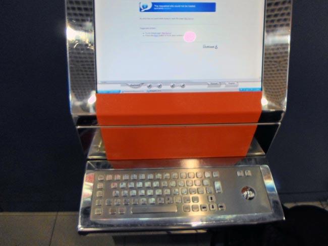 Интернет в аэропорту Абу-Даби