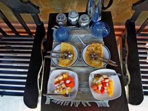 Завтрак в гестхаусе