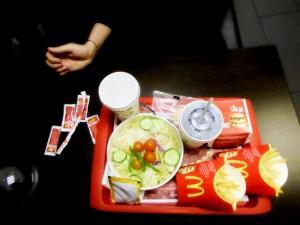 Еда в авиакомпании Etihad