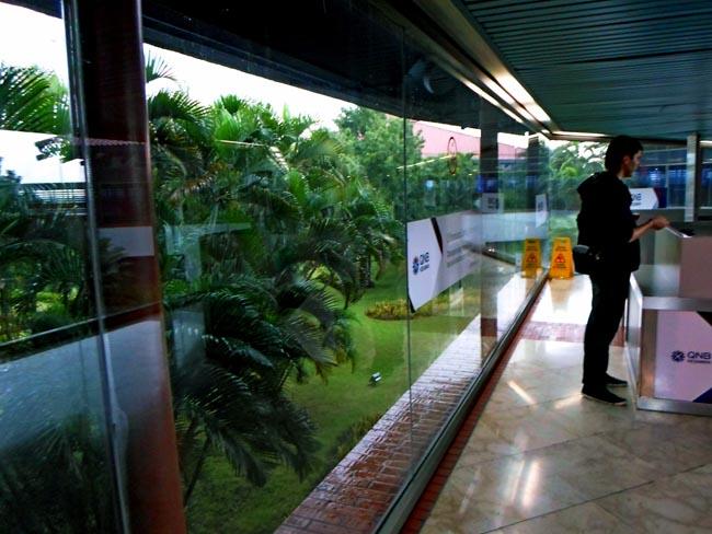Аэропорт в Джакарте