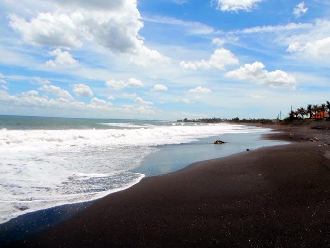 Пляжи в Убуде