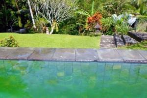 Бассейны на Бали