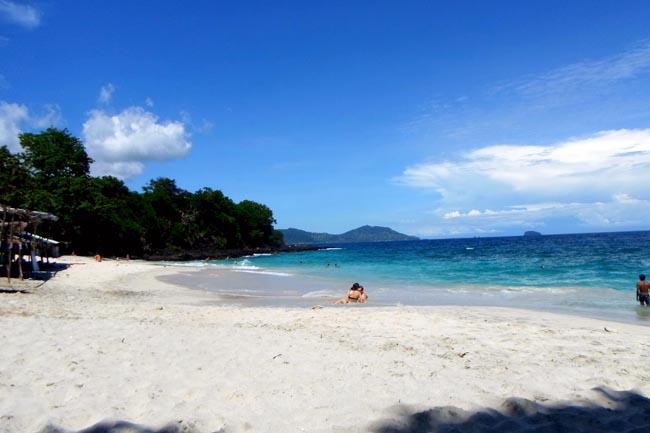 пляж Bias Tegul