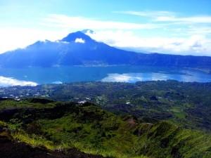 Вулкан Батур