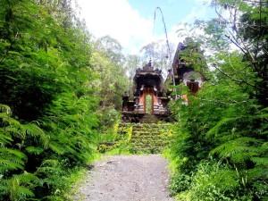 Храм у вулкана Батур