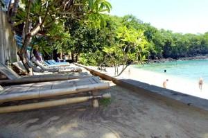 Пляж Голубая лагуна