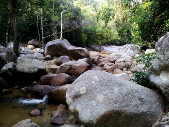 Водопад Хин Лад (Hin Lad)