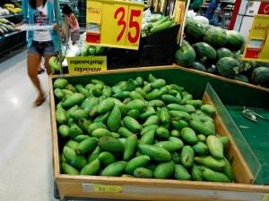 Цены в магазинах на Самуи