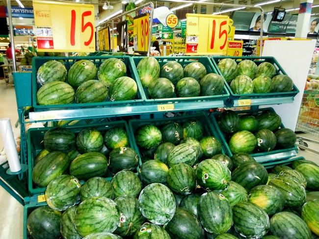 Цена на арбуз