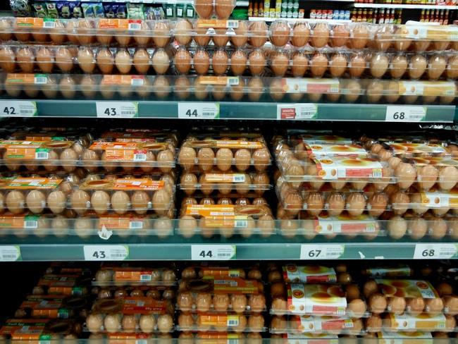 Яйца на Самуи