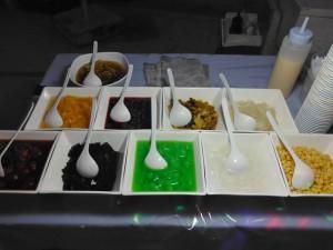 Десерт на Самуи