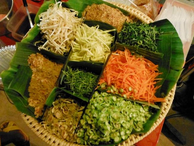 Овощи на Самуи