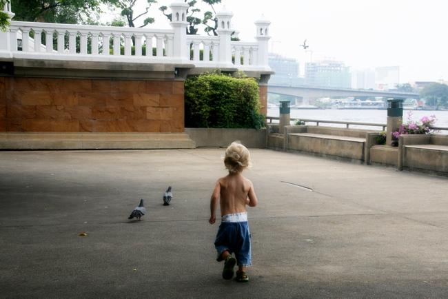 Дети города Бангкок